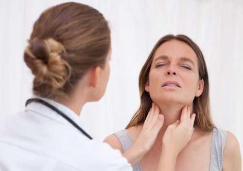Тиреотоксикоз щитовидной железы: симптомы,