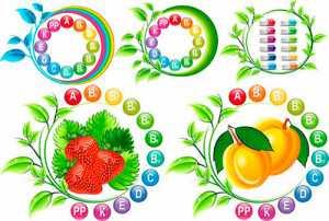 Витамины для подержания молодости организма