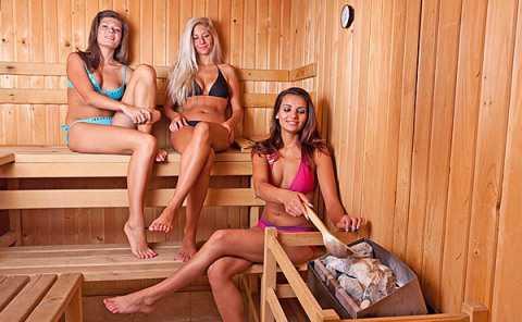7 причин пойти в баню летом