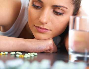 Запрещенные препараты в период лактации