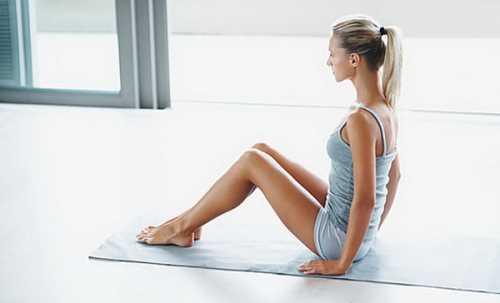 Женщинам тренировки помогают в похудении меньше,