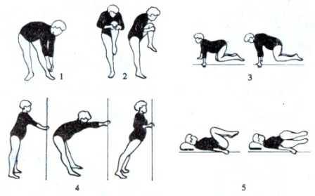 Выполните подхода по повторов накаждую ногу. Если сложно сохранять равновесие, держитесь одной рукой заопору кресло, дверной косяк той, состороны которой поднимаете ногу