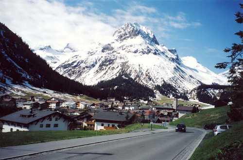 Едем в итальянские Альпы