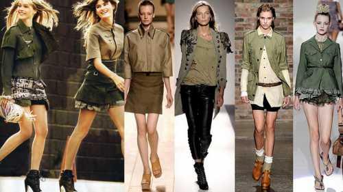 Одним из самых роскошных предметов женского гардероба, выполненного в этом модном направлении, является длинное пальтобушлат