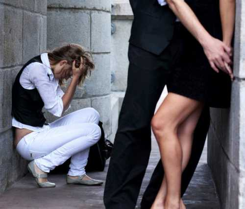 Как избавиться от статуса любовницы