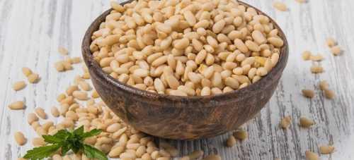 Лечебные свойства кедровых орехов