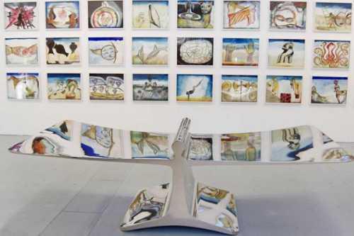 Выставка Рона Арада