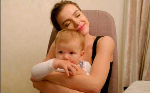 Елена Темникова чуть не потеряла первенца во время родов