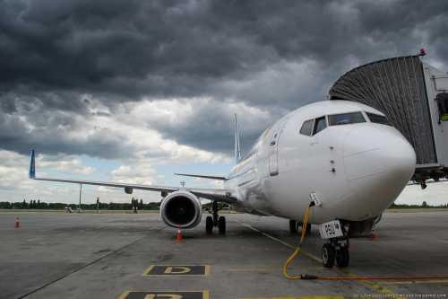 Новый рейс МАУ: Киев