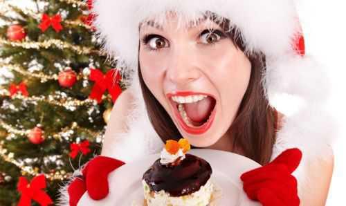 Как не объесться на праздники