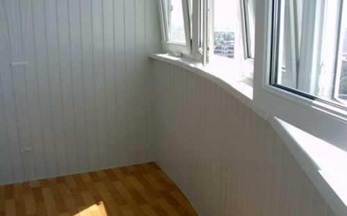 Чем обшить балкон внутри и снаружи