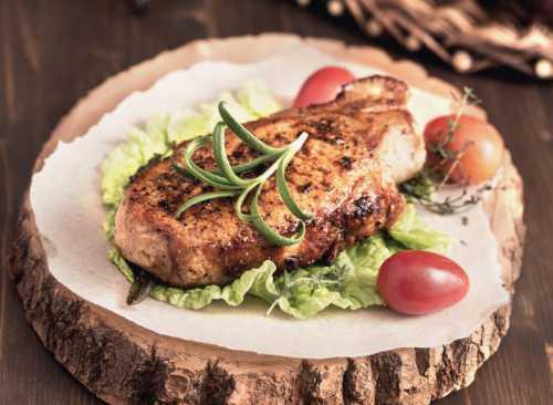 Рецепты жарки стейка из свинины на сковороде: