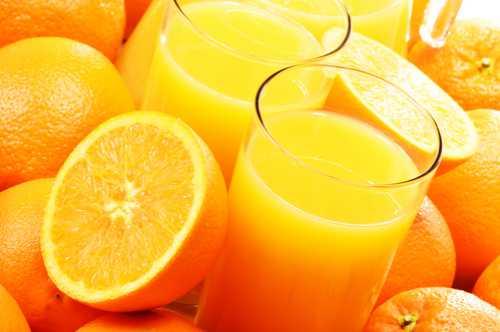 Напиток из апельсинов в домашних условиях