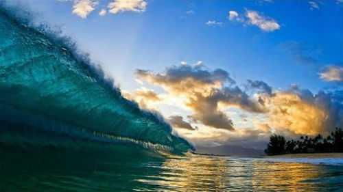 К чему снятся волны, увидеть волны во сне,