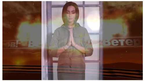 В День Победы Бузова опубликовала странное видео