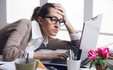 Нелюбимая работа подрывает здоровье
