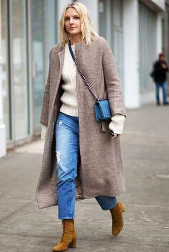 Суть направления заключения в смелом выборе одежды и аксессуаров на свое усмотрение